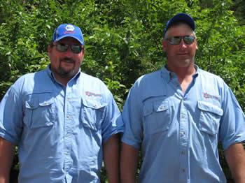 Kerry Kleeb & Curt Baker Big Fish