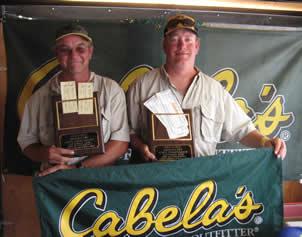 2007 Championship Runner-Up Kenny Gewecke &Roger Sheckler