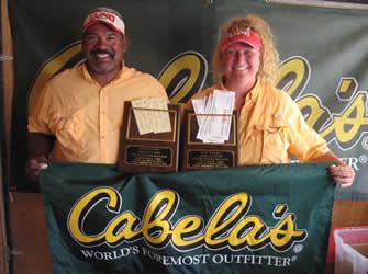 3rd Place 2007 State Championship Ruben Adams & Sheryl Steenson