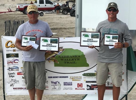 3rd place – Derek Wagner & Derek Rossen