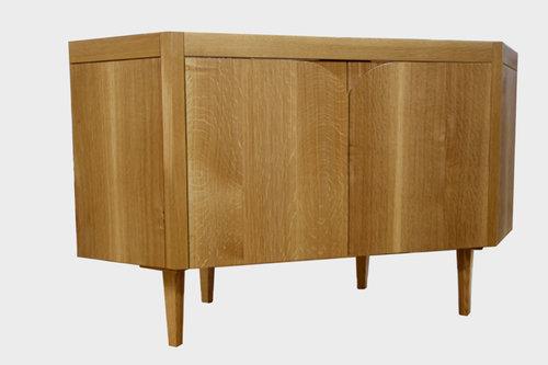 00e9f532085 Handcrafted custom designed Art Deco Bathroom Vanity. — Mark ...