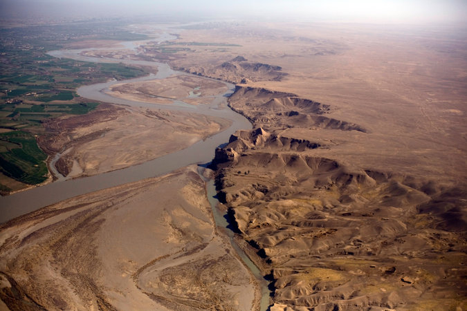For March 9th 2016 - The beauty of Helmand