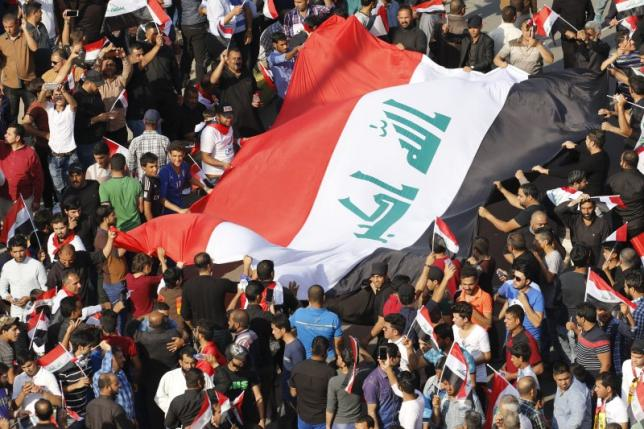 For March 21st - Protests in Iraq