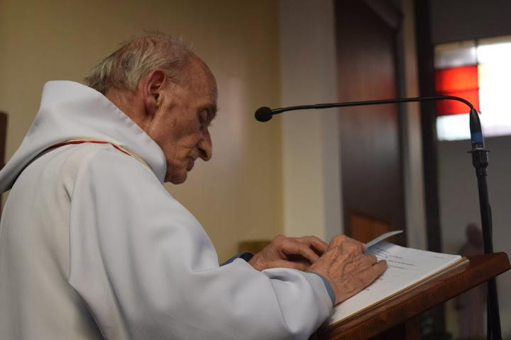 An undated photo of French priest, Father Jacques Hamel of the parish of Saint-Etienne, who was killed in an attack on the church at Saint-Etienne-du-Rouvray. (Reuters/Handout)
