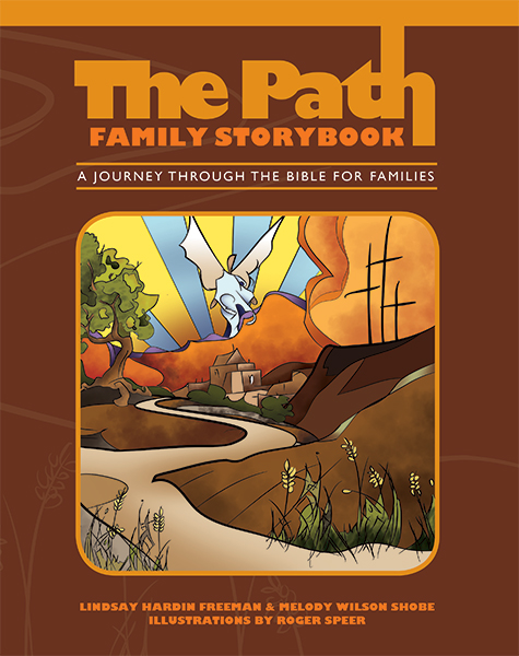 Path Family Storybook - Explore the greatest stories of all as a family. This storybook recounts the major stories of the Bible, from creation to revelation, in a way that engages children (and those who love them!).