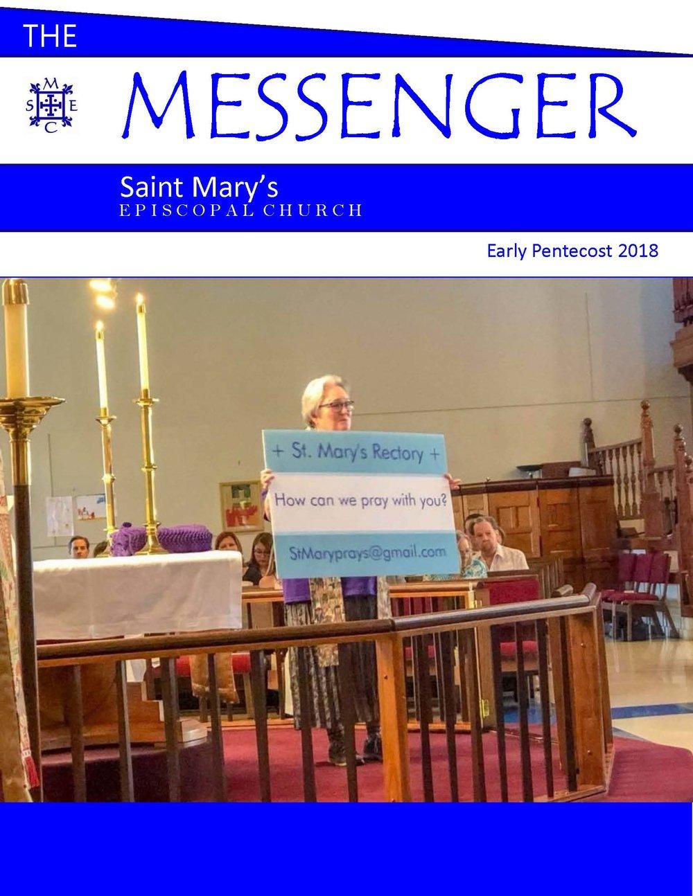 Messenger Summer 2018 Cover.jpg