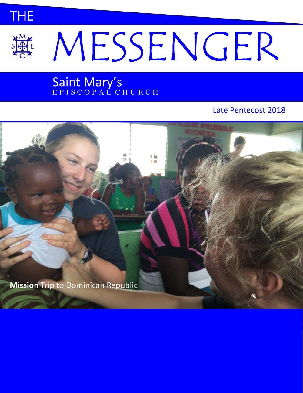 Messenger Late Pentecost 2018 Cover.jpg