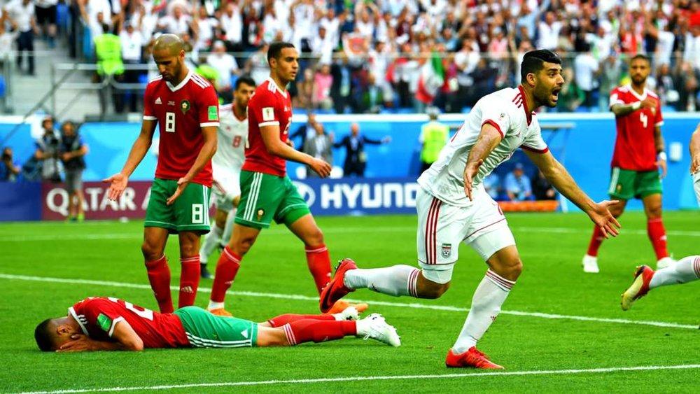 Iran-Morocco