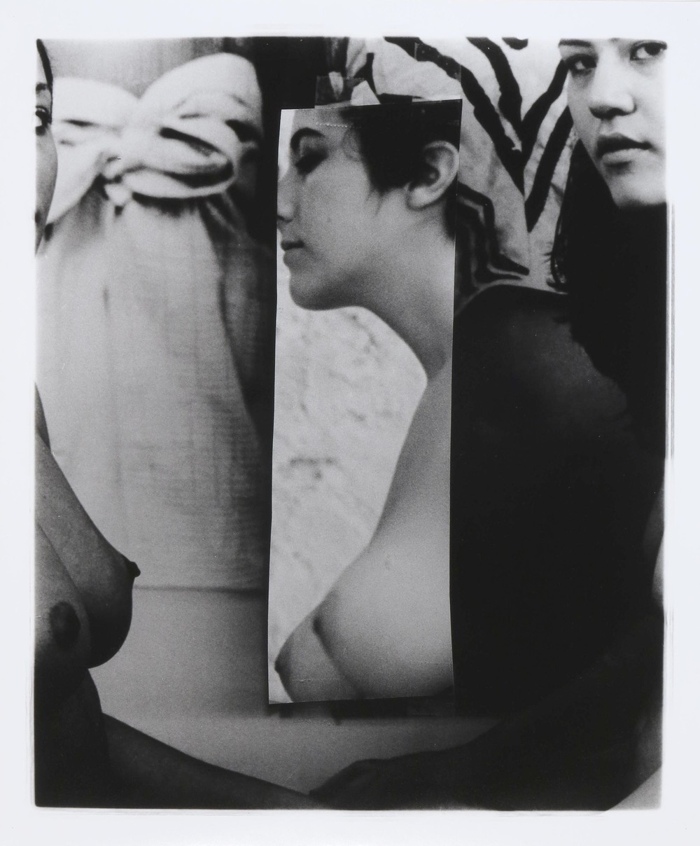 Profiles  2014  gelatin silver print  24 x 20 inches