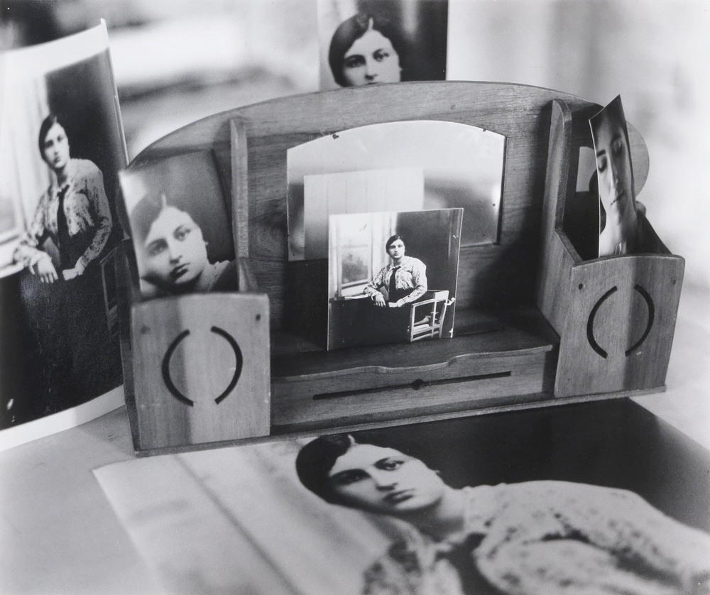 Shrine for a Saint, 1920  2014  gelatin silver print  20 x 24 inches