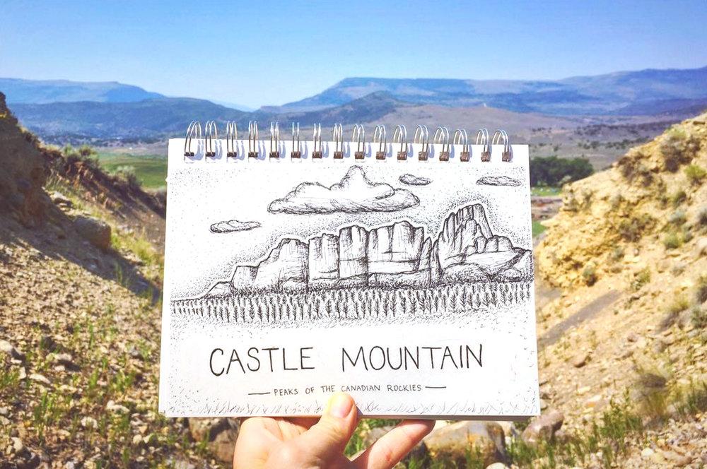 castle mountain drawing.jpg