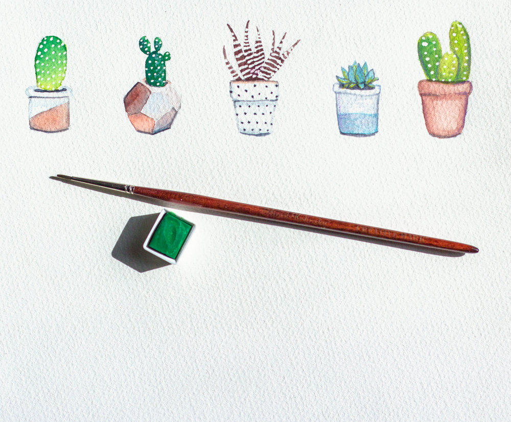 mini cactus painting white.jpg