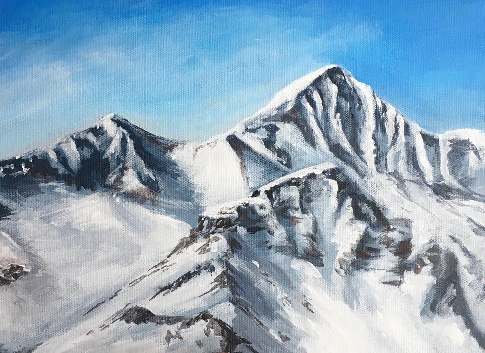 acrylic mtn painting.JPG