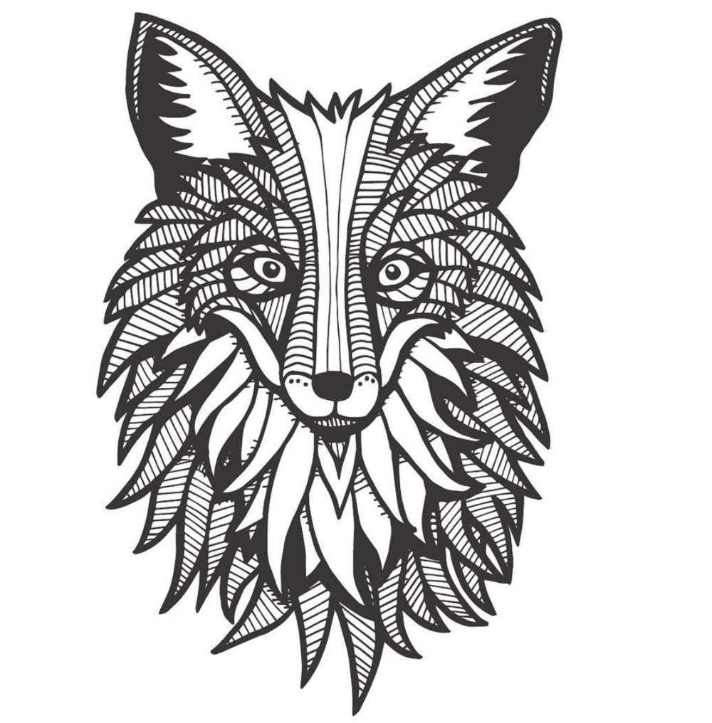 Tribal animal_fox.png