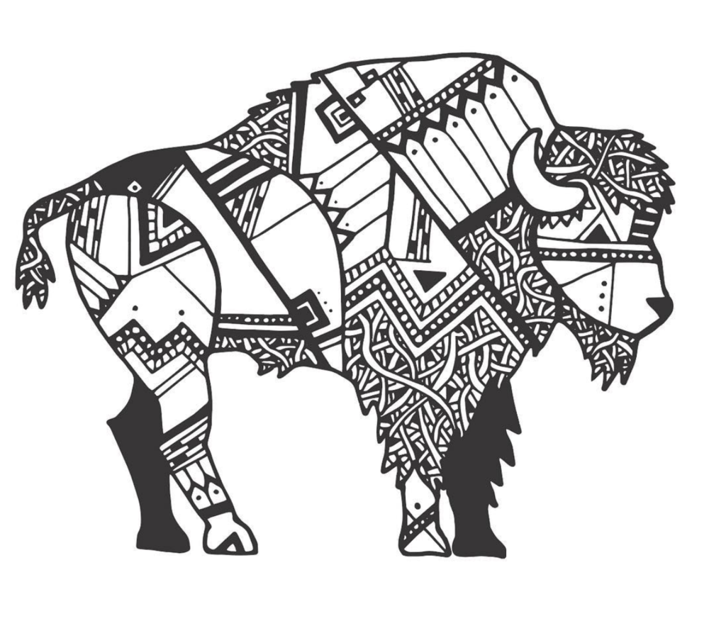 Tribal animal_bison.png