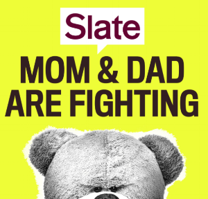 "November 8, 2017: Slate's podcast: ""Going Back to Work After Having a Kid"""