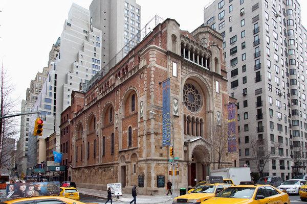 Christ Church. 524 Park Ave., NYC
