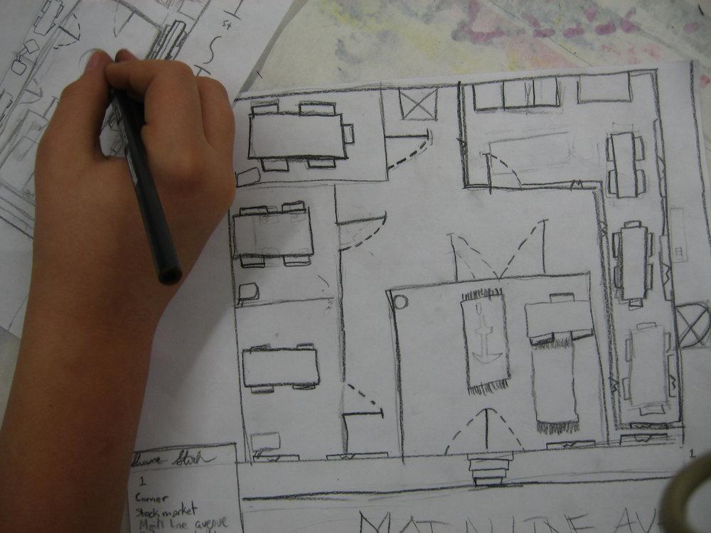 Design a blueprint activity