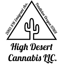 High Desert Cannabis - 341 SW 20th St, Pendleton, OR 97801