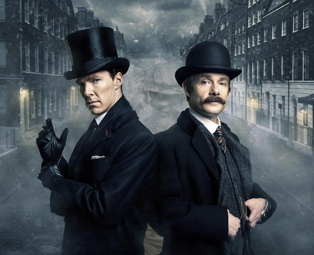 Sherlock - BBC One