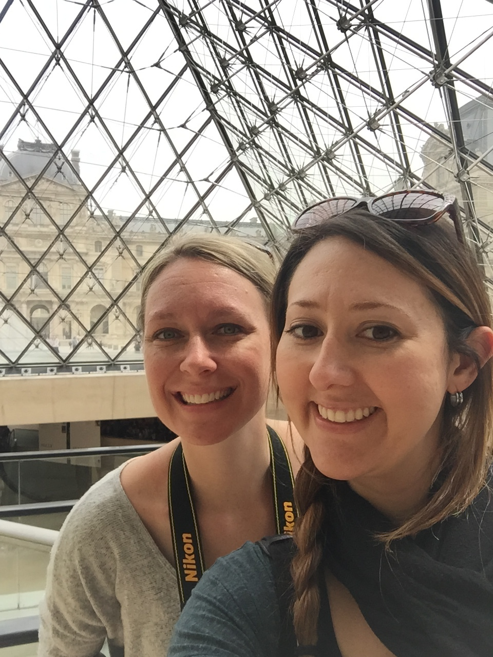Visiting the Louvre - PARIS WAITS FOR YOU!