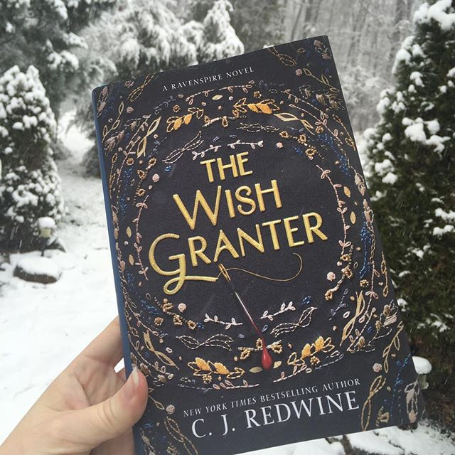 Snow day! Nothing makes me happier than to be called off of work, a hot cup of coffee, and a good book! Who else has read The Wish Granter? It's a fairytale retelling and so far, phenomenal. And look at that cover 😍. How are you enjoying your snow day? #bookstagram #bookblog #bookblogger #bookish #bookworm #snowday #snow #coffee #amreading #currentlyreading #booknerd