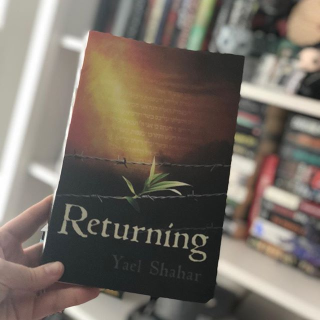 I sure do love some bookmail! Can't wait to read and review this one! What are you guys reading this weekend?