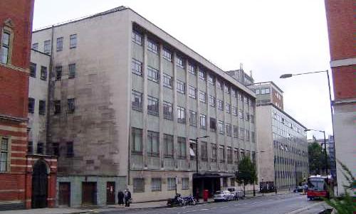 Blackett Building, Imperial College