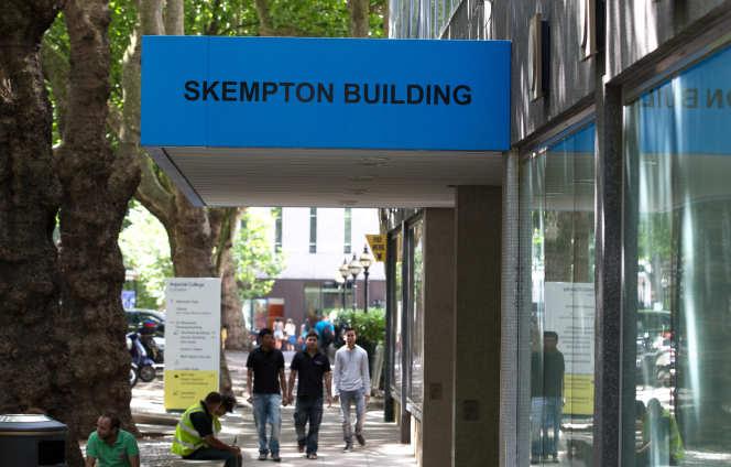 Skempton Building, Imperial College
