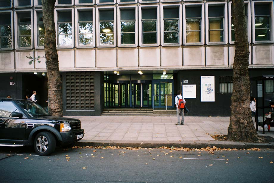 Huxley Building, Imperial College
