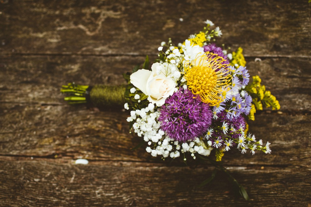 DIY Wedding Flowers — Wold Couture