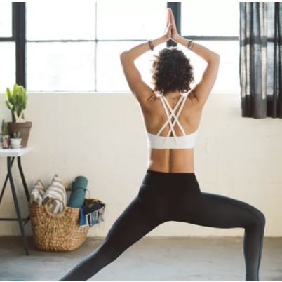 Here's How To Practice Yoga At Home When You Just Can't Make It To Class