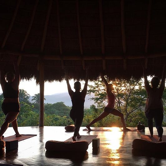 Retreat with Your Favorite Yoga Wake Up Yogis!
