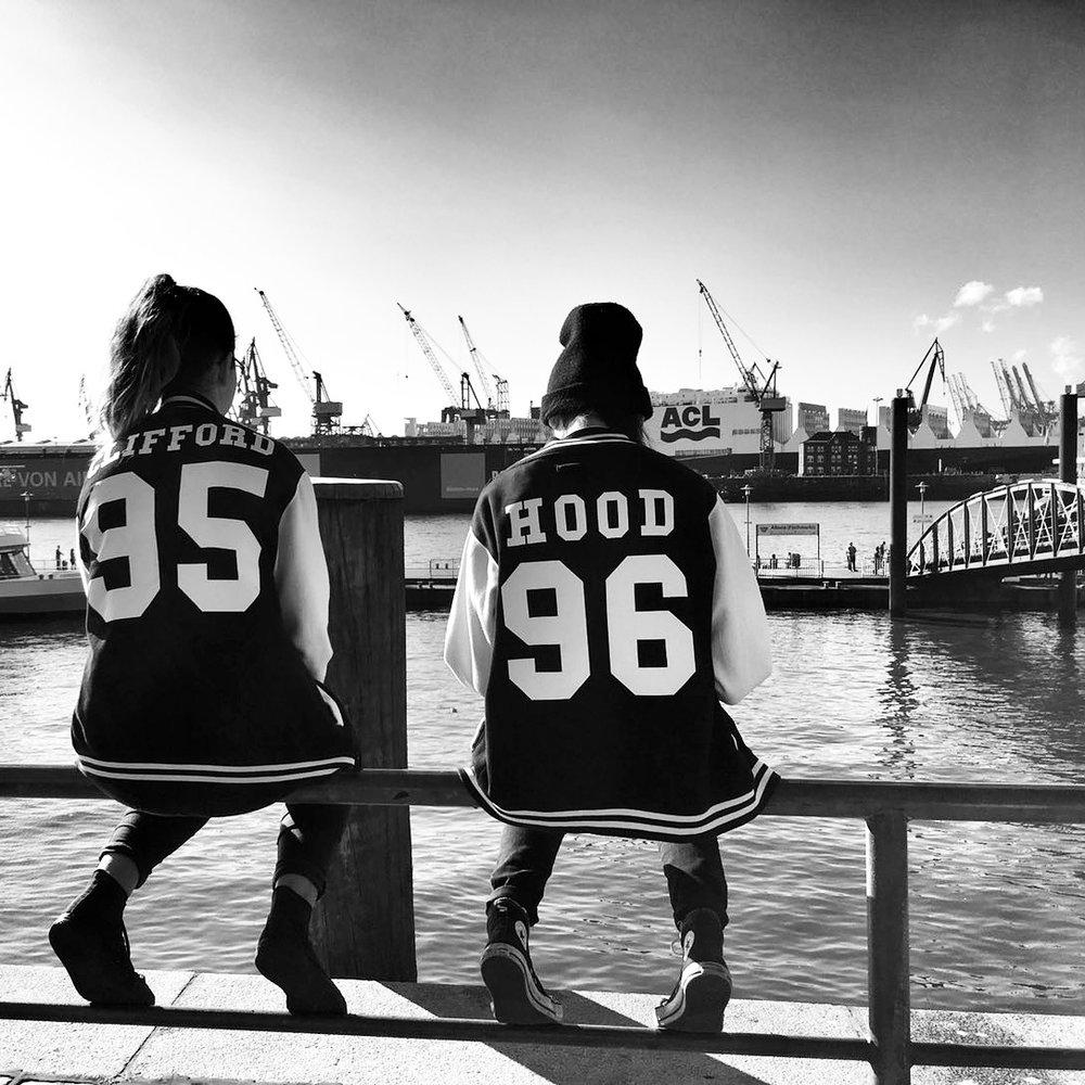 CLIFFORD & HOOD  - HAMBURG