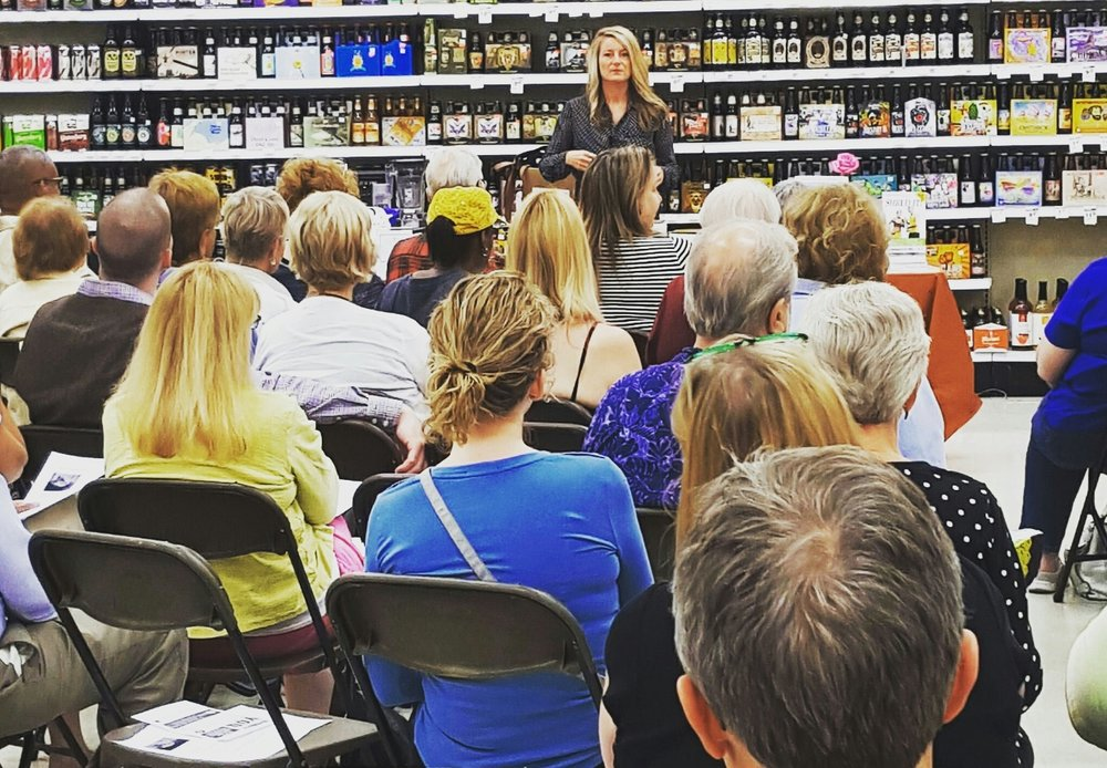 Events - I teach cooking classes, speak at events, and hold workshops (both online and in person). I also love to travel—so don't hesitate to let me know if you have an event idea in your area!