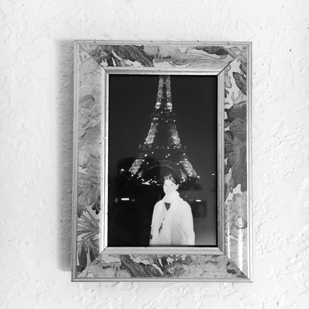 paris, age 15.