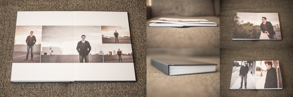 Amy Rodriguez Photography custom albums