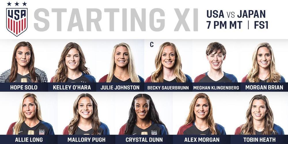 Warning: This lineup may produce more hot takes than any prior team sheet.