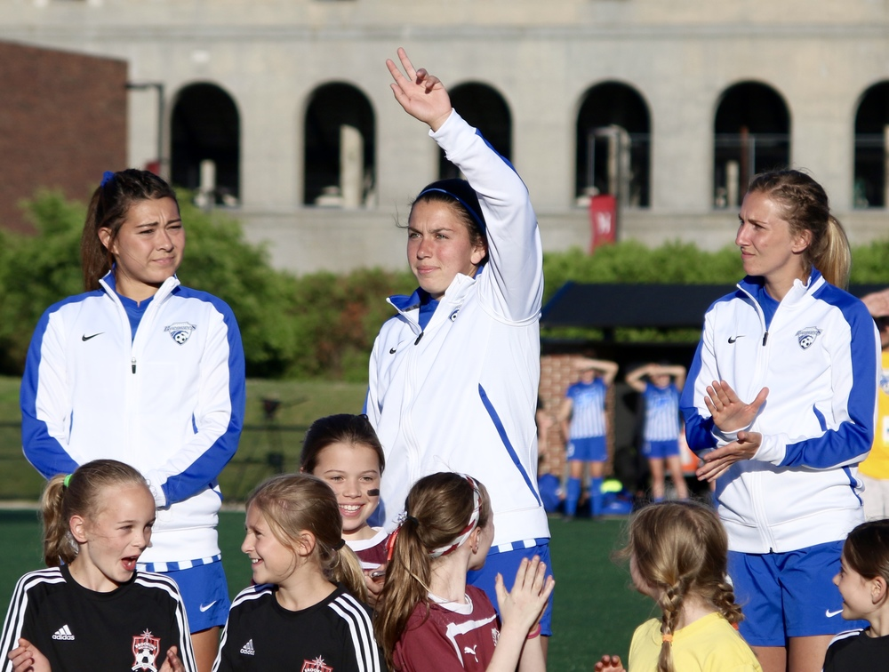 Peace out, NWSL.