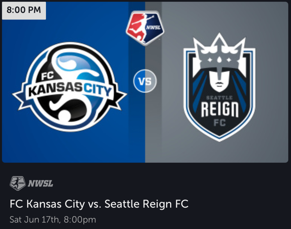 Never say never, Reign fans