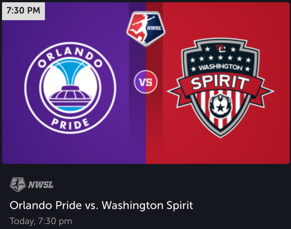 Orlando can't drop this one at home