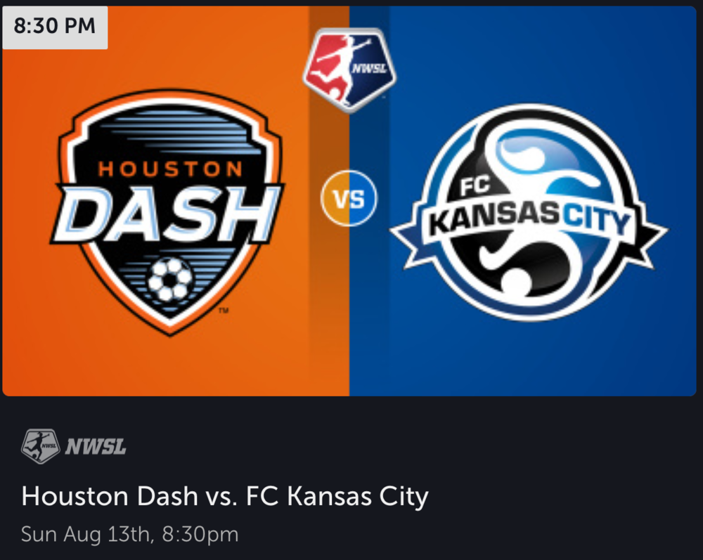 Tough ask for the visitors on Sunday night in Texas