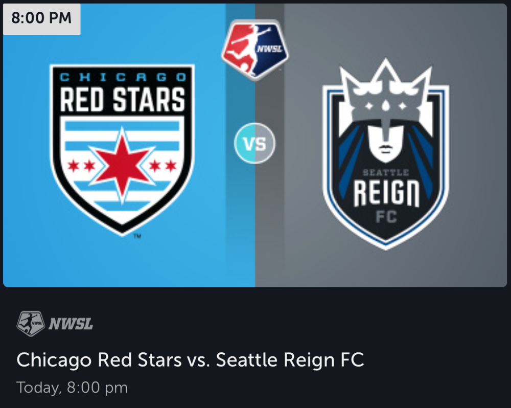 Time for the Red Stars to prove they're worthy competitors, redux.