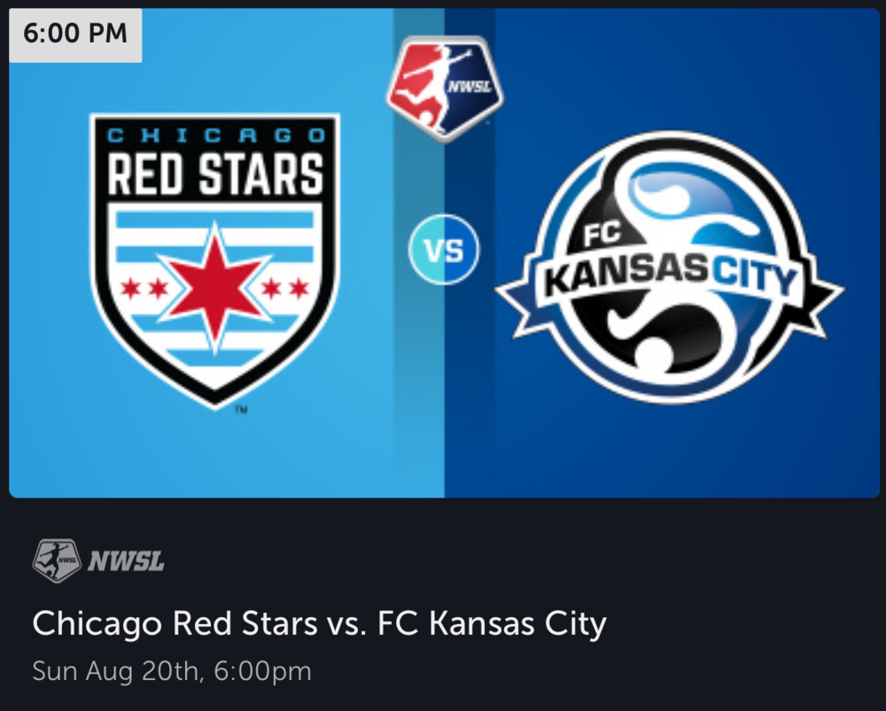 Sunday Sunday Sunday—Can FCKC get 2 in a row?