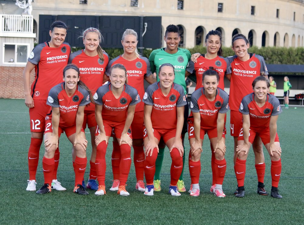 The Thorns are already in the playoffs. Will they play spoiler in Orlando?