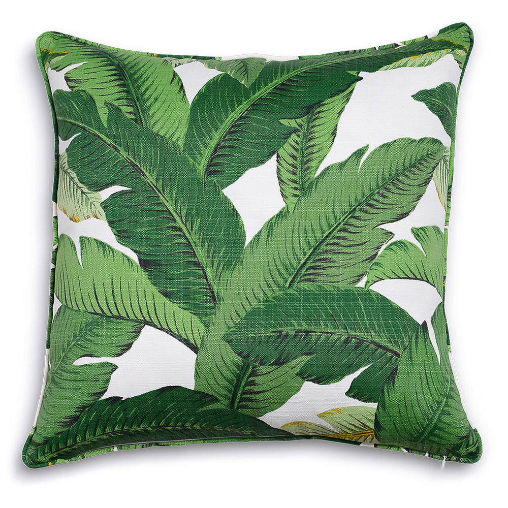 Palm Beach Pillow, $85