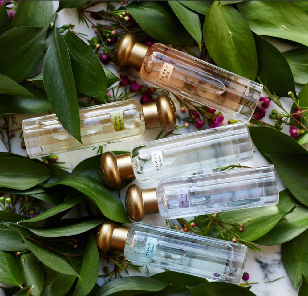 Tocca Travel Fragrance Sprays ($34) - I never leave my house without a little spritz of perfume. These Tocca Travel Fragrance Sprays are not only adorable but they're long-lasting and pack a lot of punch. They're easy to throw into your purse, carry-on, gym bag, or backpack. My two favorites are Florence and Stella.