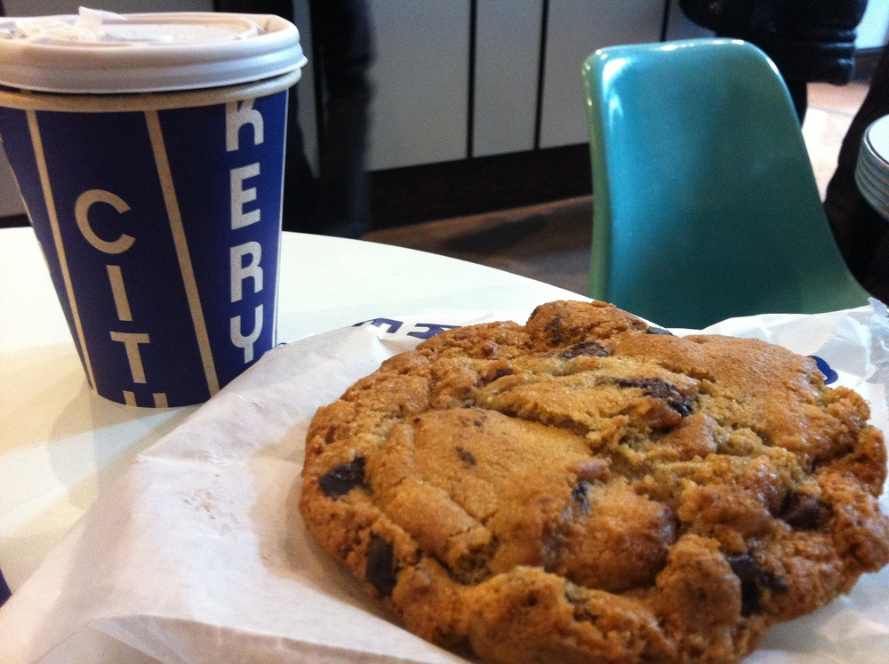 3. City Bakery: Melted Chocolate Chip - It's like paying $5 for those extra 5 lbs. you're gonna gain but then talk about at your next Weight Watchers meeting (tell Oprah I sent you). #stillworthit