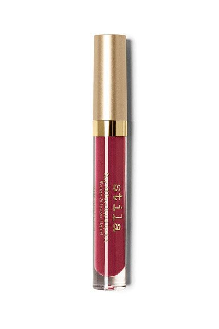 Stila Stay All Day Liquid Lipstick in Bacca- $24 - Go old school and throw a Stila lip gloss into your bag. Actually, this is technically an all day liquid lipstick, so it won't budge. Try it in this beautiful Bacca hue - a rich wine color that is great for the upcoming holiday season (and beyond).