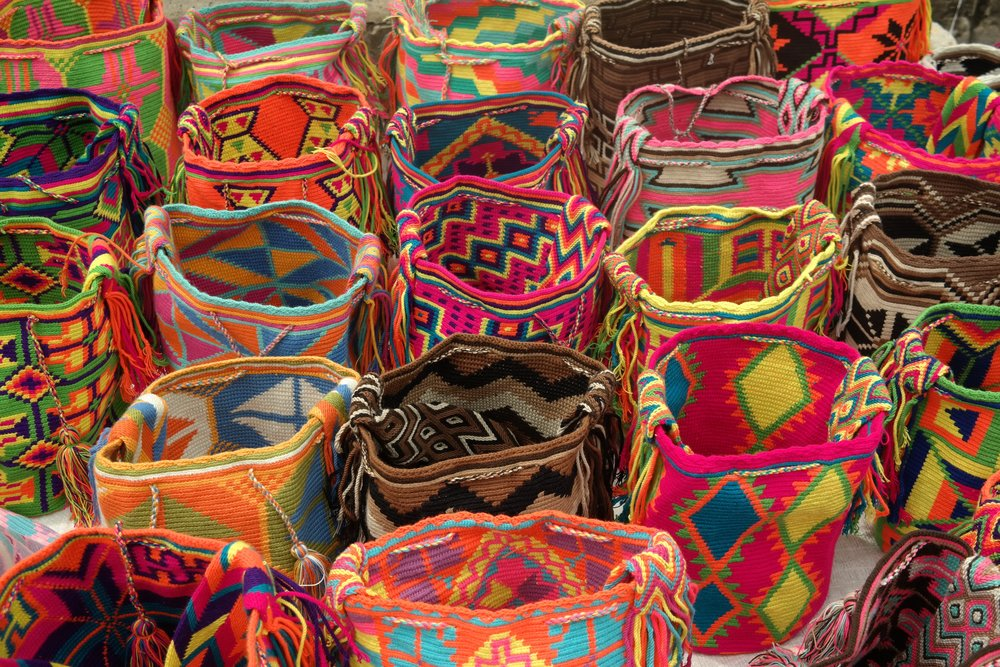 Mochila bags could be found all throughout Cartagena. How do you choose from so many?